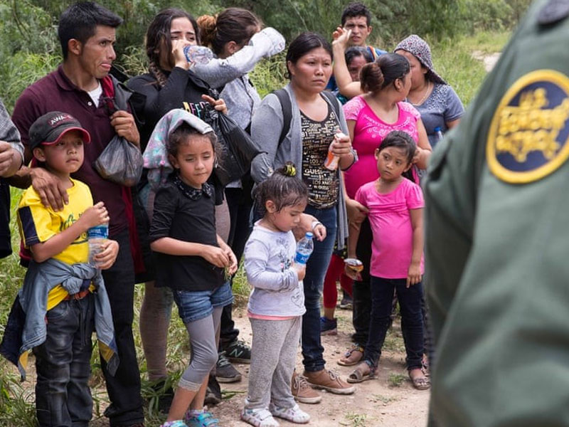 Family Separation at the United States/Mexico Border